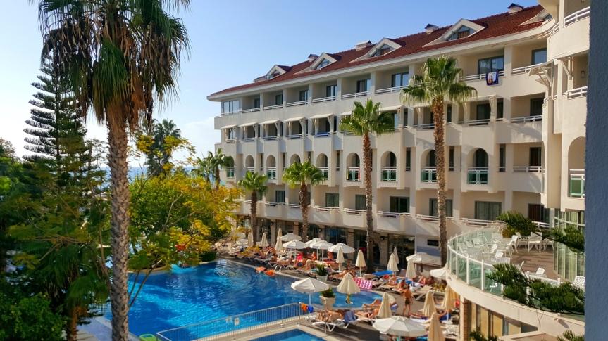 Een weekje naar Side met Corendon, Turkije 2016, Side Star Beach Hotel,Succes?