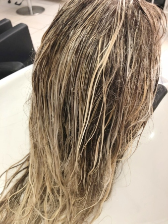 Hair Make Over Ami Kappers - Highlights